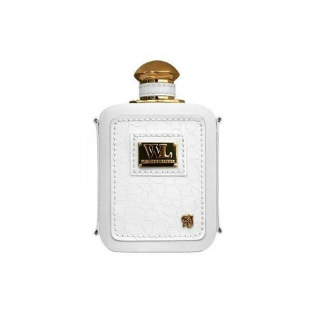 Alexandre J Western Leather  White 100ml