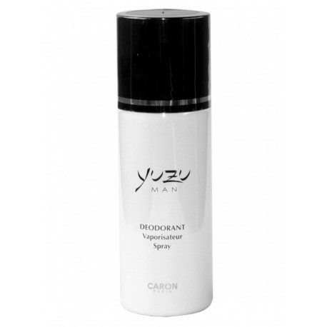Caron Yuzu man Deodorant Spray