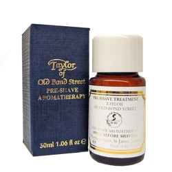 Taylor Bond Street Pre-Shave Aromatherapy  Oil 25ml