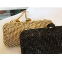 Caron Evening bag Gold